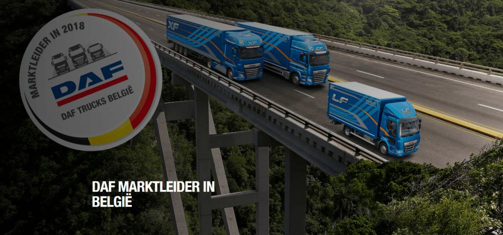 DAF Trucks – 90 jaar innovatieve transportoplossingen 1928 – 2018