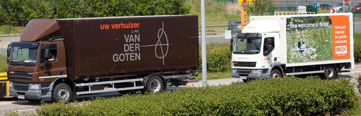 YOUR MOVER PERSBERICHT